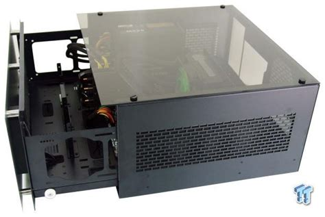 best atx htpc nanoxia project s atx htpc chassis review
