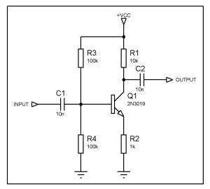 gambar rangkaian transistor sebagai switch penggunaan function pada bahasa pemprograman pascal untuk menghitung nilai tegangan output