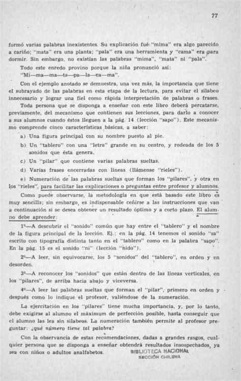 Silabario Lea Hispanoamericano