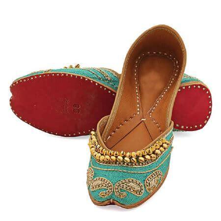 Hnm Flat Shoes quality leather juttis ethnic jutti flats mojaris shoes shop