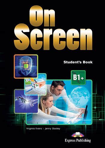 international english b1 student librera online troa comprar libro on screen b1 students book revised international