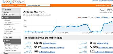 adsense google analytics how to track google adsense clicks via google analytics