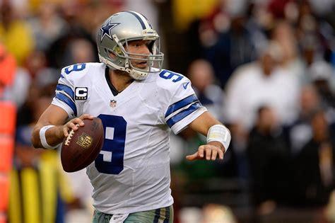 And Tony Romo by Cowboys Tony Romo Out For Season Report Tribunedigital