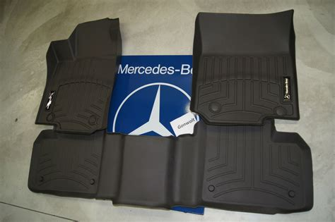 ml63 amg floor mats mercedes all weather floor trays liners carpet ml