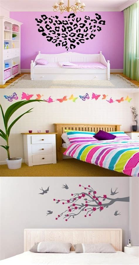 Teenage Wall Stickers ideas for wall sticker designs for teenage girls