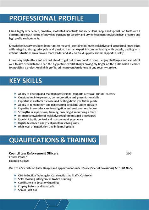 Corporate Resume Template 082