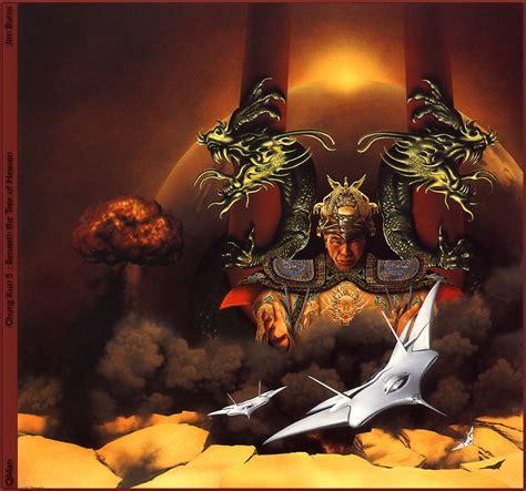 David Wingrove Chung Kuo 5 Beneath The Tree Of Heaven jim burns