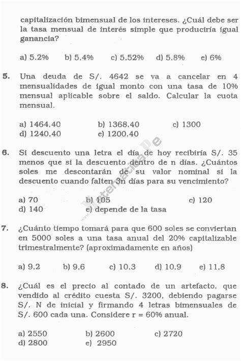 INTERES Y DESCUENTO PROBLEMAS RESUELTOS TIPO EXAMEN DE