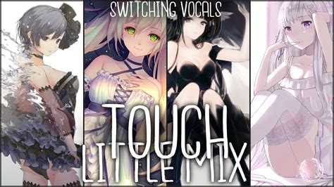 nightcore word up little mix youtube nightcore touch switching vocals little mix youtube