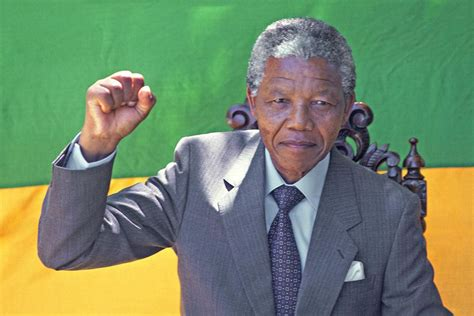 biography nelson rolihlahla mandela a brief biography of south african president nelson mandela