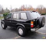 The 1995 Nissan Pathfinder Last REAL SUV