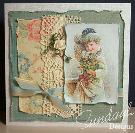 vintage cards to make card sundayldesigns part 4