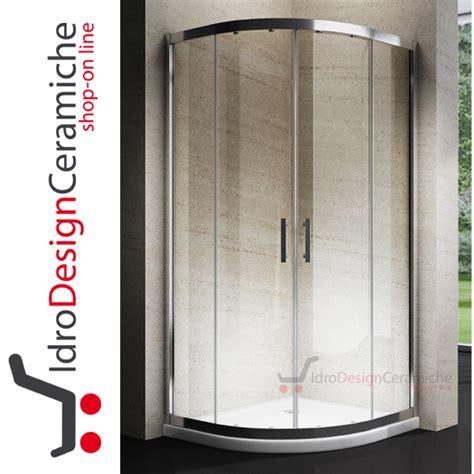 doccia design moderno box doccia semicircolare cristallo 6mm design moderno