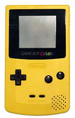 list of gameboy color list of boy colors and styles