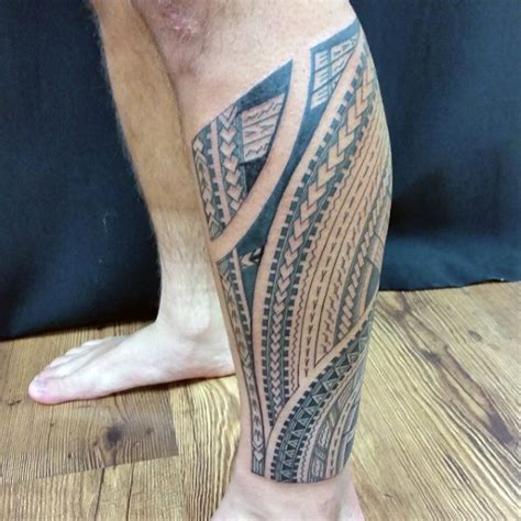 lower leg tribal tattoos 90 designs for tribal ink ideas