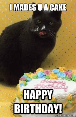 Happy Birthday Cake Meme - image cake happy birthday cat meme jpg lego message