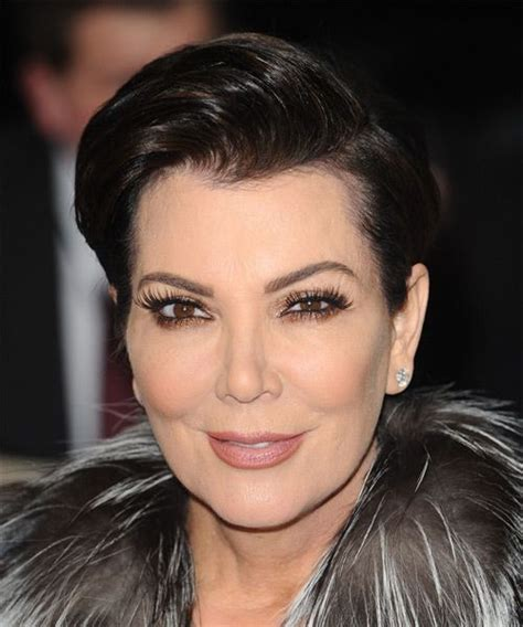kris jenner haircut side view kris jenner hairstyles celebrity hairstyles by