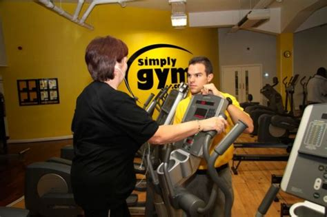 business profile simply gym  reading
