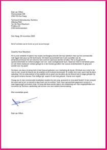 Formal Letter Zinnen Sollicitatiebrief Hoe Schrijf Je Een Sterke Inhoud Voorbeeld