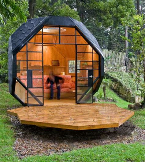outside offices 14 detached work pods eggs modules - Backyard Pods