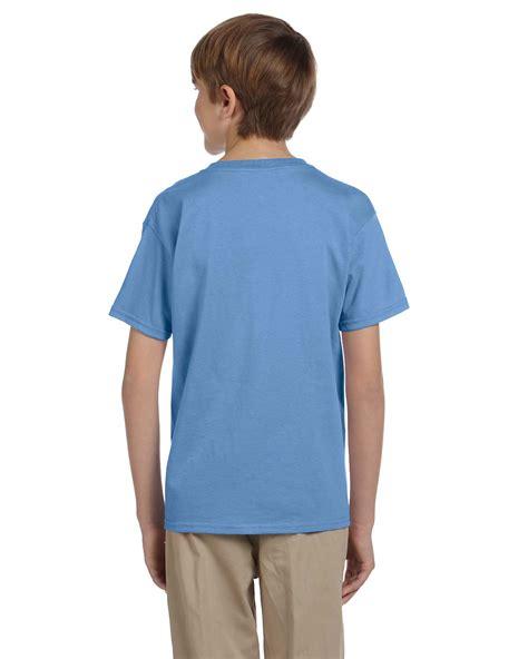 Sweater Gildan 88000 Crewneck Size Xs Xl hanes youth boys comfortblend ecosmart xs xl t