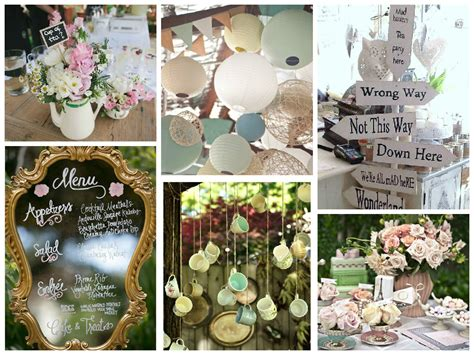 party themes wedding how to host the perfect tea party wedding