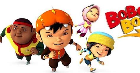 film kartun anak korea film animasi anak boboiboy terdongo