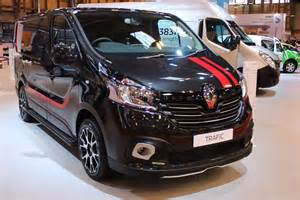 Renault Sport Careers Renault Trafic View At The Cv Show 2016 Commercial