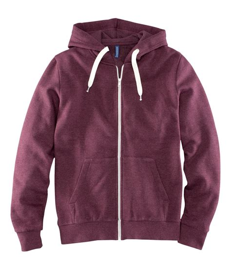 H Jaket h m hooded jacket in purple for lyst