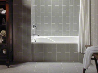 vertical subway in grey yummy rental bathroom pinterest 89 best bathroom tile ideas images on pinterest