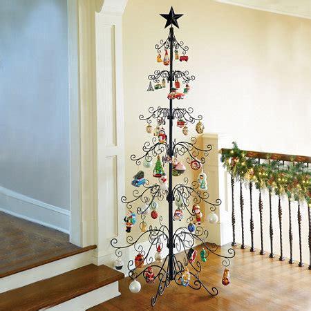 metal christmas tree ornament holders metal ornament tree improvements catalog