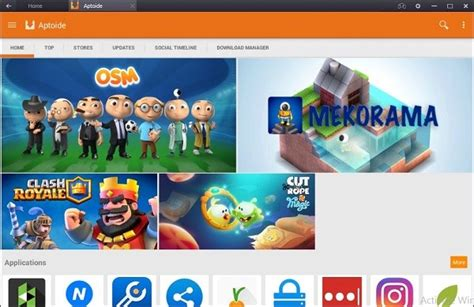 apptoide apk windows 7 apk android