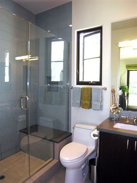 small guest bathroom ideas contemporary bathroom photos hgtv