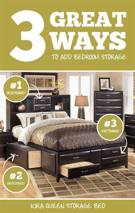 kira queen storage bed kira queen storage bed ashley furniture bedrooms