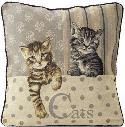 Cat Cover by Cat Cushion Cover Ebay