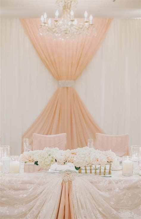 receptions wedding and blush pink on