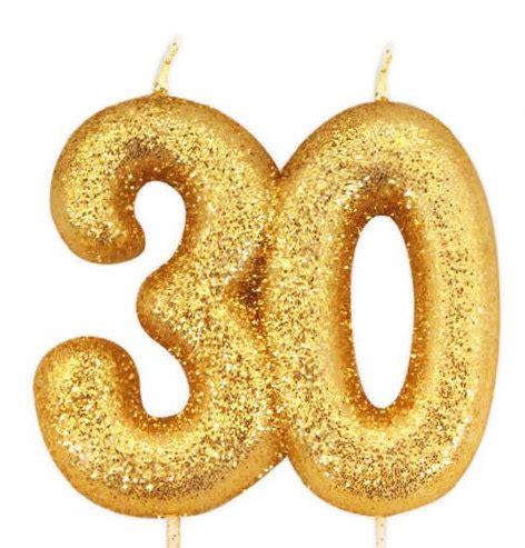 30 geburtstag kuchen kuchen kerze 30 geburtstag gold glitzer