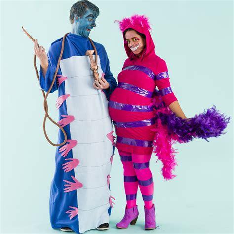 diy alice  wonderland cheshire cat costume brit