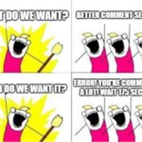 What Do We Want Meme Generator - what do we want meme generator imgflip