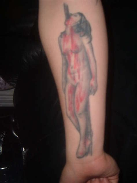 holocaust tattoo cartoon cannibal holocaust tattoo