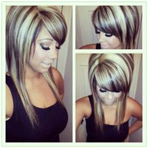is hair chunking in style chunky blonde brown hair hair hair hair pinterest