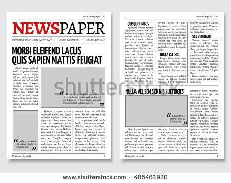 Buffalo S Quantity One Supply For Breaking Information Ugp Olden Times Newspaper Template