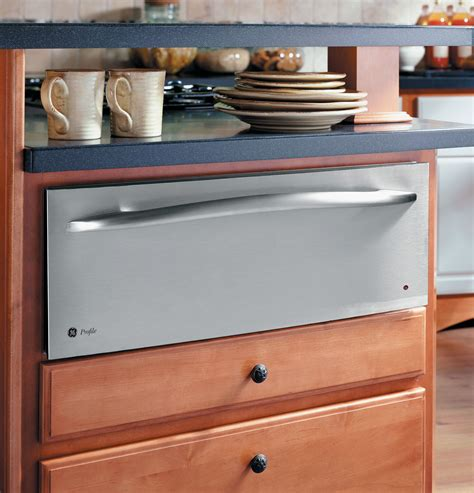 Ge Profile Microwave Drawer by Ge Profile 30 Quot Warming Drawer Ptd915smss Ge Appliances
