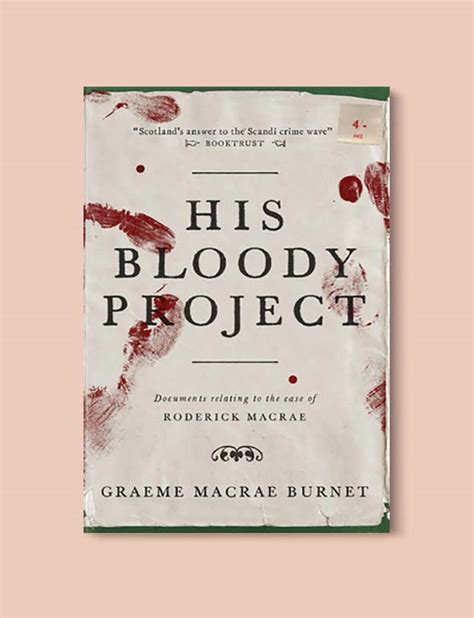 His Bloody Project Documents Relating To The Of Roderick Ebook books set in scotland scottish novels tale away