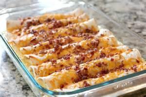 recipes board breakfast enchiladas