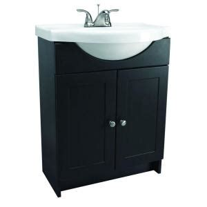 euro style bathroom sinks design house 31 in euro style vanity in espresso with