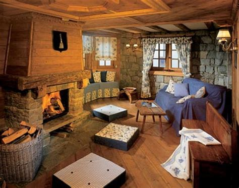 cottage wohnzimmer landhaus einrichtung