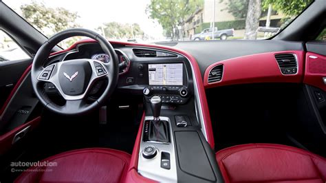 corvette dashboard known facts about the c7 corvette autoevolution