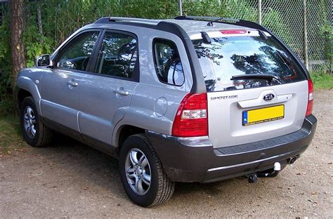 Kia Sportage Roof Rack Kia Sportage 2005 Apr To Oct 2010 Roof Rack System