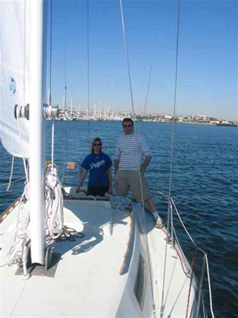 santana  sailboat  sale